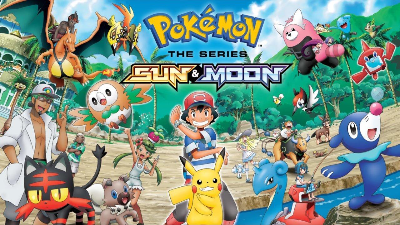 pokemon sol y luna serie netflix