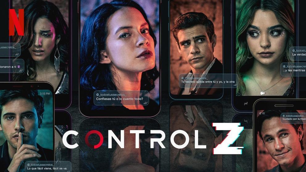 control z serie netflix estrenos 2020