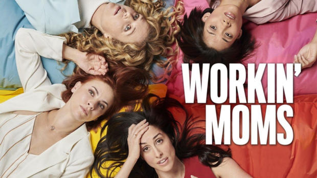 madres trabajadoras serie netflix