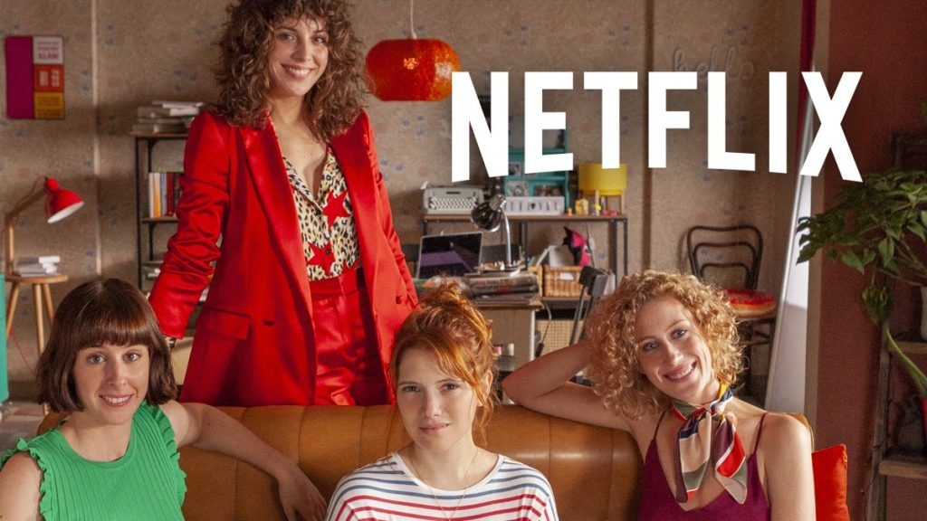 valeria serie netflix estreno mayo 2020