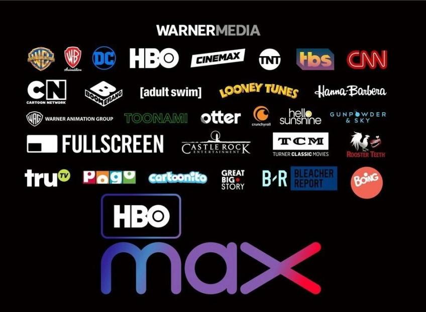 hbo max warner media