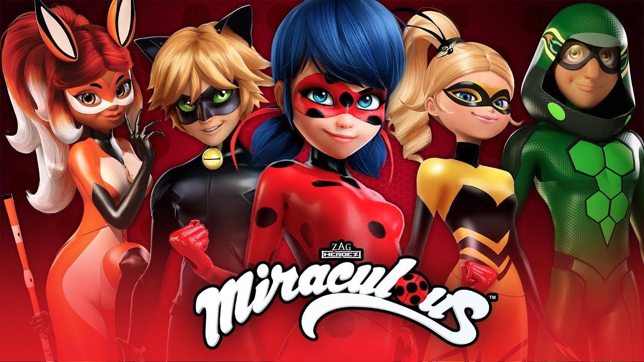 ladybug miraculous serie estreno netflix junio 2020