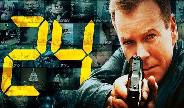 24 la serie Amazon prime video