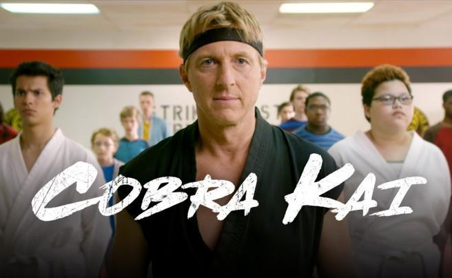 Cobra Kai Serie Netflix Estrenos Agosto 2020