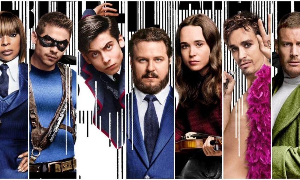Personajes Umbrella Academy Serie Netflix Estreno Julio 2020