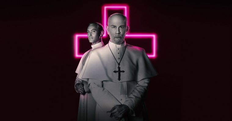 THE NEW POPE ESTRENO HBO ESPAÑA