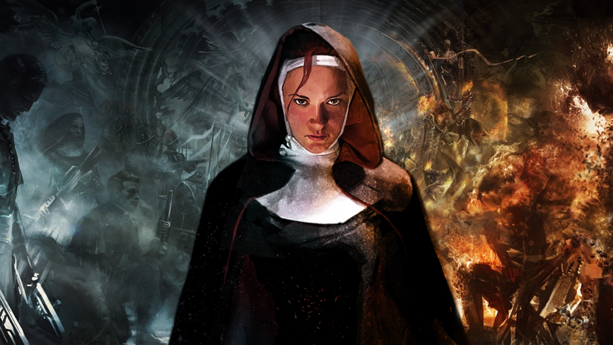 la monja guerrera estrenos serie netflix julio 2020