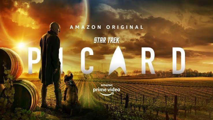 star trek picard estrenos series amazon prime video