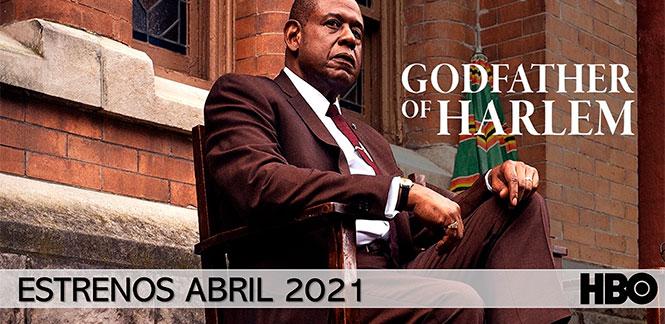 Estrenos de HBO Max de Abril 2021