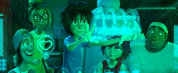 las mejores películas infantiles Disney para ver en Disney+ Big Hero 6