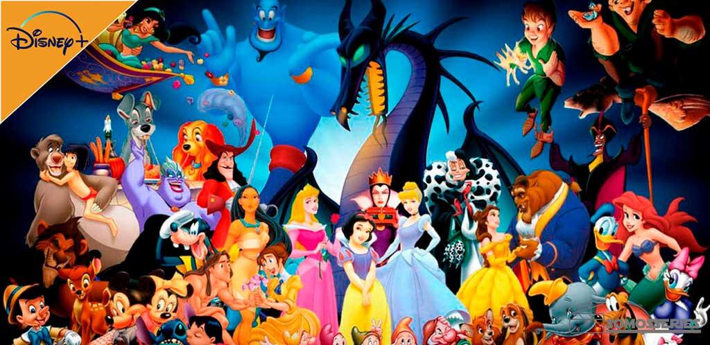 las mejores películas de Disney para ver en Disney+