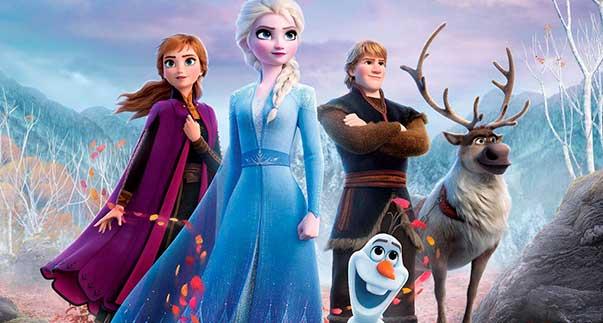 las mejores películas infantiles Disney para ver en Disney+ frozen