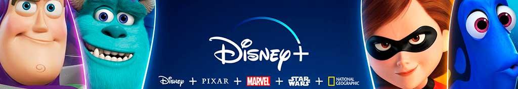Estrenos Disney Plus Cabecera