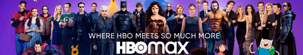 Estrenos HBO Max Cabecera