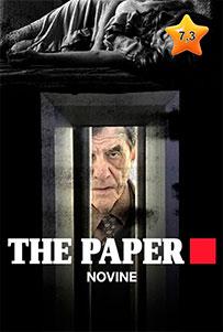 caratula the paper novine netflix