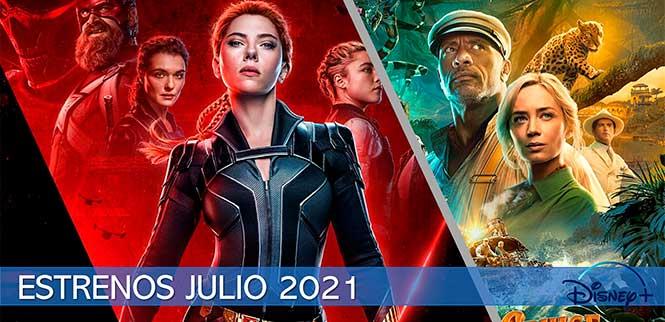 Estrenos Disney Plus Agosto 2021