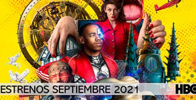Estrenos de HBO Max España de Septiembre 2021