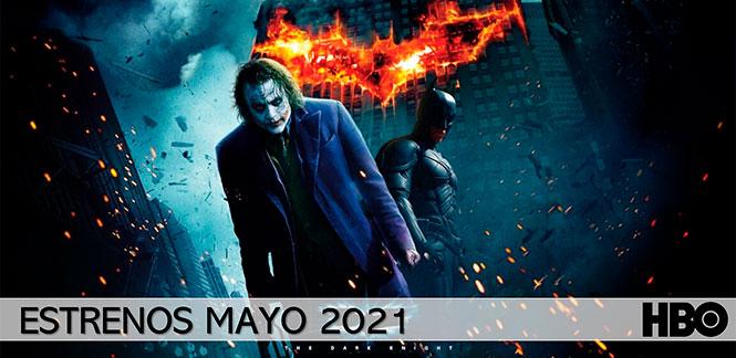 Estrenos de HBO Max de Mayo 2021